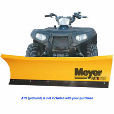 "Meyer Path Pro (50"") Commercial ATV Snow Plow"