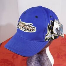 Ski-Doo Skidoo Hat Cap Snowmobile Team Racing Sno Gear one size Blue NEW w/ Tag!