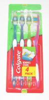 Lot Set x4 Brosse à Dents COLGATE Extra Clean Brush NEUF