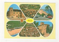 Pals Costa Brava 1994 Postcard Spain 557a