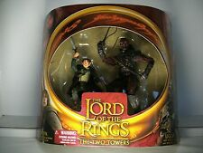 Lord of the Rings The Two Towers Pippin & Ugluk ~ NEW