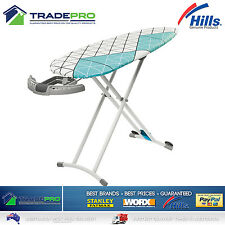 Hills Ironing Board Extra Large with Rotating Caddy Professional with Bonuses
