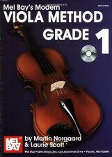 Mel Bay presents Modern Viola Method Grade 1 (Modern Method) [Spiral-bound], MB-