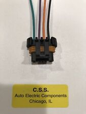 Delco CS130D Alternator Lead Plug Harness Repair Connector Chevrolet Pontiac