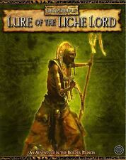 Warhammer Fantasy Roleplay: Lure of the Lich Lord : An Adventure in the Border …