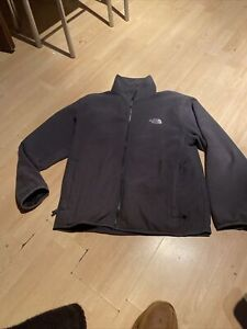 Mens North Face Fleece Hoodie Size large