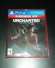 Uncharted: The Lost Legacy for PlayStation 4 - PS4 - BRAND NEW & FACTORY SEALED!