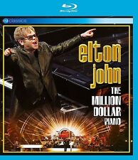 ELTON JOHN - THE MILLION DOLLAR PIANO (BLURAY) EV CLASSICS  BLU-RAY NEW+