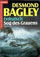 Bagley - ERDRUTSCH & SOG DES GRAUENS 2 Katastrophen Thriller TB