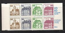 VG459A GERMANY BERLIN #9N391a BOOKLET MINT OG NH VF COMPLETE ISSUE/SET $13.50