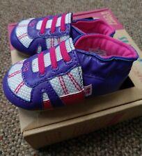 NEW NIB STRIDE RITE INFANT GIRLS 0-6 mos CRIB SHOES SNEAKERS FOOTWEAR BABY