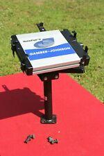 NOS Gamber Johnson 7110-0719 Shock-Vibration Isolator Plate for Dell