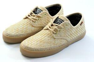 Scotch & Soda Men's Izomi Mesh Light Sand Trainer Shoe UK Size 7 Brand New