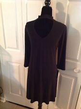 Chetta B NEW Black Women's Dress Size Medium Style #1789673