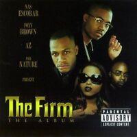 The Firm - Album [New CD] Explicit