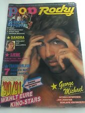 POP Rocky 23/90 Wham George Michael Star Trek Mariah Carey Snap Poster u.a.