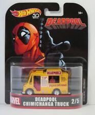 Hot Wheels 1:64 Deadpool Chimichanga Truck Brand new