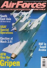 Air Forces Monthly (Mar 2000) (USAF Special Ops, Gripen, RAF in Saudi Arabia)