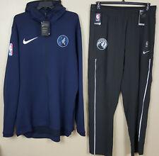 7a76c448061 Nike Minnesota Timberwolves Warm up Suit Jacket Pants Grey RARE (size 3xlt)