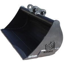 "30"" Rhinox Grading / Ditching Bucket to fit Bobcat E08 / E10"