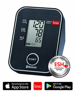 New: boso Medicus System - Upper Arm Blood Pressure Monitor - Nip From Med Fachh
