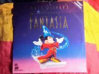 Fantasia (LaserDisc, NTSC, USA, 1991, 2-Discs) - 1132 AS