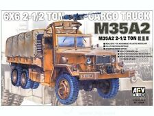 AFV Club 1/35 M35A2 2 1/2T CARGO TRUCK  #35004 *sealed*