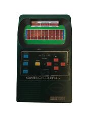 Mattel 2002 Classic Football 2 Vintage Handheld Electronic Game - Tested