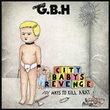 GBH / Charged G.B.H. – City Babys Revenge 2x LP Grey Vinyl Gtfld New Re (2016)