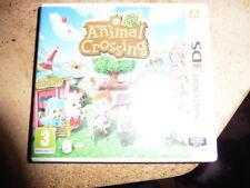 jeu  ou ds 3 animal crossing