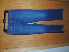 Women's Lucky Brand Dungarees Midrise Flare Jeans Size 8/29