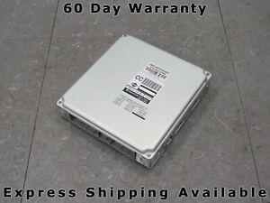 02 Nissan Pathfinder Infiniti QX4 ECU ECM PCM Engine Computer MEC14-345 C1 1195