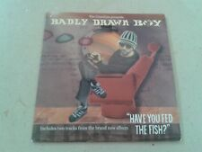 """BADLY DRAWN BOY """"Have You Fed The Fish?"""" UKPromo CD"""