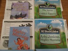 BJU Booklinks Secret of the Golden Cowrie/Arby Jenkins Mighty Mustang