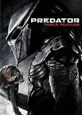 Predator Triple Feature DVD