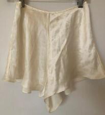 Vintage Victoria Secret Tap Pants Panties Silk High Glossy Satiny Feel 90s Xs