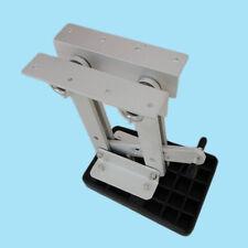 Heavy Duty Aluminum Outboard 2 Stroke Kicker Motor Bracket 7.5hp-20hp Top Sale