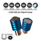 2PCS 12V 5W LED CREE BA15S 1156 P21W Car Reverse Turn Signal Backup Light bulb