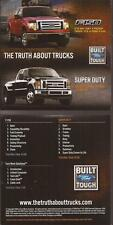 2009 09  Ford F150 & Super Duty  Truck DVD Sales  brochure