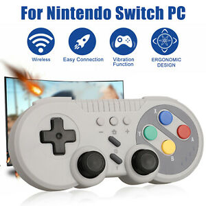 For Nintendo Switch PC Android Wireless Bluetooth Pro Controller Classic Gamepad