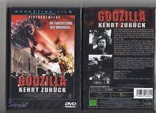 GODZILLA kehrt zurück  (DVD)  NEU  OVP