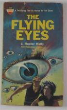 THE FLYING EYES J HUNTER HOLLY 1962 MONARCH #260 1ST ED PAPERBACK PB
