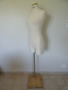 mannequin couture femme STOCKMAN  taille 36  sewing mannequin vitrine magasin