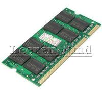 2GB DDR2 667MHz PC2-5300 SODIMM 200Pins SDRAM Memory RAM For Laptop Computer PC