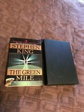 The Green Mile by Stephen King (1997, Paperback) with slipcase 1st Plume Edi.