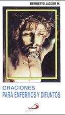 Oraciones Para Enfermos y Difuntos(Con Covertor de Plastico) San Pablo