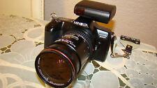 Pentax P3 Film Camera Package Deal  Pentax lense, Ozunon MC Auto Tele Zoom Yashi