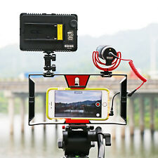 Ulanzi Cinema Mount Cage Holder Stabilizer Rig for Phone Cellphone Smartphone