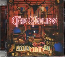 The Feeling - Join With Us (2008 CD)