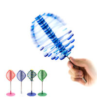 Ornaments rotating stress relief toy lollipopter home office decor  HF